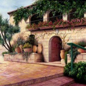 הבית בימין משה-רוחב 90-140 Home in Yemin Moshe (width)