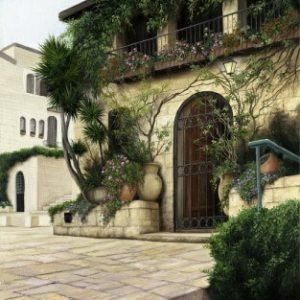 הבית בימין משה 70-100 Home in Yemin Moshe
