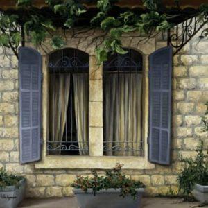 חלונות תחת הסככה 50-60 Windows in the Shade