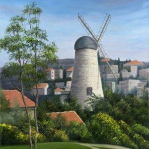 טחנת הרוח 50ֿ/60 The Windmill