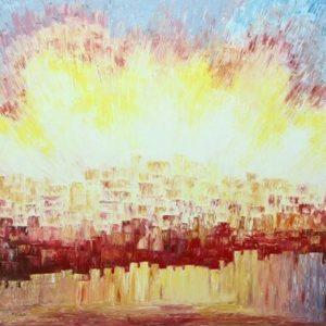 ירושלים באורות 150 90 Jerusalem Illuminated
