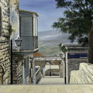 מדרגות לבית הכנסת הארי 55-80 The Steps to the Arizal's Synagogue