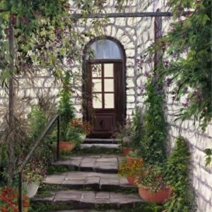 סתיו מטופח בירושלים 45-60 Stylized Autumn in Jerusalem