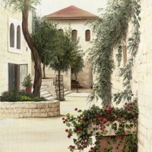 פינת חמד בימין משה 40-50 Charming Corner in Yemin Moshe