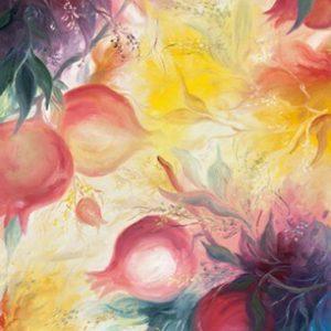 רימונים - Pomegranates -35-55