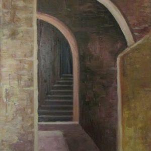 40-50 שערים ומדרגותArches and Staircases